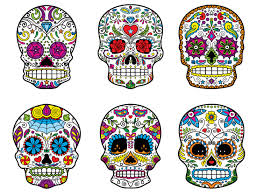 dia de los muertos sugar skulls dia de los muertos sugar skulls lessons tes teach