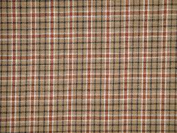 plaid home decor fabric plaid homespun fabric primitive fabric cotton fabric rag quilt