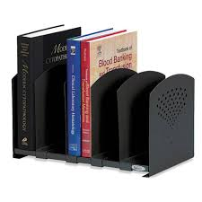 Book End Steel Book Rack And Bookends Marketlab Inc