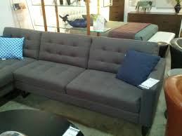 sleeper sofa seattle another gray sectional by kasala in seattle home decor