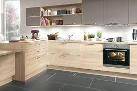 cuisine meuble bois facade cuisine bois cuisine meuble bois clair moderne ouverte