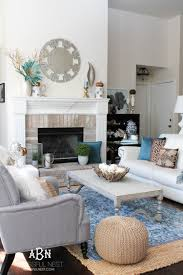 fall living room makeover tips for perfect seasonal decor