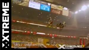 freestyle motocross video sx exposed 3 2 green with envy motocross video youtube