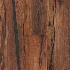 supreme click elite scraped waterproof vinyl plank rustic hickory