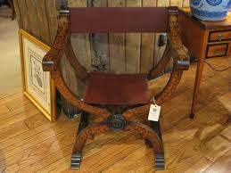 Savanarola Chair 19th Century Savonarola Chair Balée Antiques U0026 Design