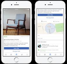 facebook launches marketplace a friendlier craigslist techcrunch