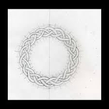 how to draw a celtic heart knot step by step nerd love