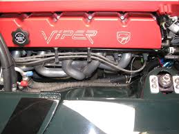 nissan 240z with a viper v10 engine swap 03