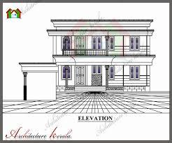 house planners 4 bedroom kerala house plans and elevations memsaheb