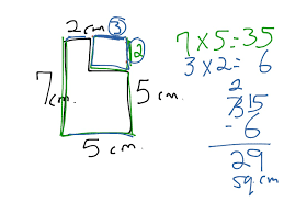 Area And Perimeter Worksheets 4th Grade Showme Area Of Irregular Shapes 4th Grade