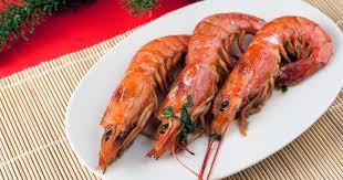 comment cuisiner les gambas recette crevettes rouges d argentine sautées 750g