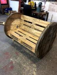Diy Outdoor Wood Chairs by Best 25 Wood Spool Furniture Ideas On Pinterest Cable Spool