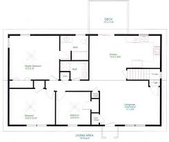 simple floor plans floor plan simple floor plans one house ranch home with plan mac