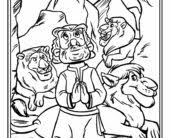 coloring pages bible coloring pages bible story coloring pages