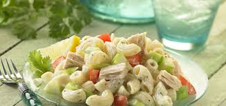 pasta salad with tuna market vegetable macaroni salad with tuna mueller s recipes