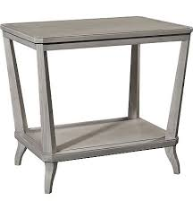 hickory chair side tables rye rectangular side table ash from the 1911 collection collection