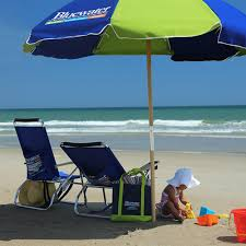 Beach Shade Umbrella Rent Beach Gear Emerald Isle Vacations Bluewaternc
