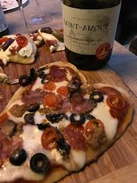 amour de cuisine pizza sweethearts wines paired with mini pizzas winophiles wine