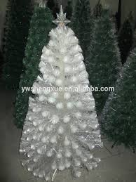 white feather tree with led light buy white feather