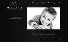 Photographers Websites Web Design Case Study Mel Marie Photography1pixelmatters