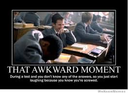Awkward Moment Meme - that awkward moment weknowmemes