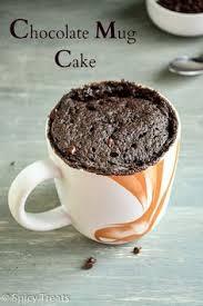 chocolate mug cake eggless u0026 butterless chocolate cake in a mug