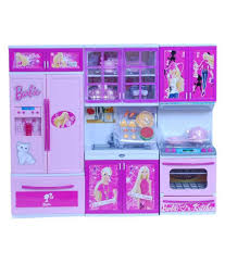 swastik fashion latest barbie kitchen set buy swastik fashion