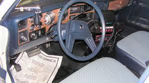 Car Interior Smells Reader Find Classic Cop Cars