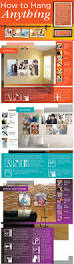 tips and tricks to hang a photo hang photos infographic and