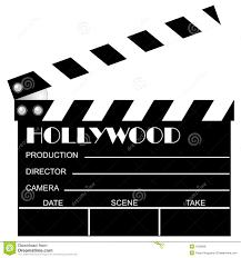 movie clapboard royalty free stock photos image 1630808