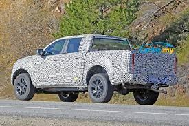 ranger ford 2019 spyshot all new 2019 ford ranger interior captured auto news