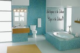 ideas for bathroom wall decor bathroom quotes like success