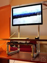 Convert Desk To Standing Workstation Best 25 Diy Standing Desk Ideas On Pinterest Standing Desks