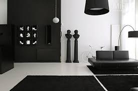 black white decor interior design ideas