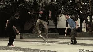 Funny Skateboard Memes - funny skateboard ollies vs jump rope gif viral viral videos