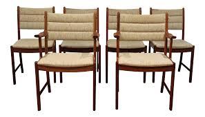 scandinavian chair johannes andersen uldum mobelfabrik mid century scandinavian chair