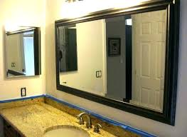 tri view medicine cabinet mirror replacement top amazing surface mount medicine cabinet mirror regarding home