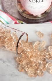 make your own gummy bears pink chagne gummy bears the suburban soapbox