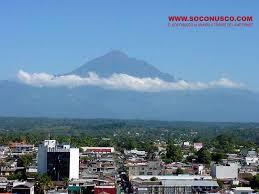reserva natural biosfera, volcan tacanáa, chiapas, méxico, ANP