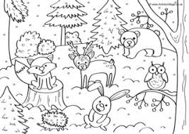 january coloring pages for kindergarten winter coloring picture new free printable pages for preschoolers