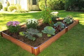 Menards Bed Frame Menards Raised Garden Bed Frame It All 4 X 8 Raised Garden Bed 1