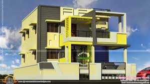 2800 square feet tamil style house kerala home design and floor