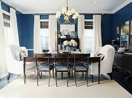 Blue Dining Room 2016 October Home Furniture Ideas