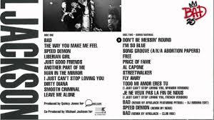 Michael Jackson Bad Album Michael Jackson Bad 25 Album Sampler Youtube