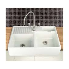 Kitchen Sink Ceramic by Gorgeous Double Ceramic Kitchen Sink Villeroy And Boch Butler 90