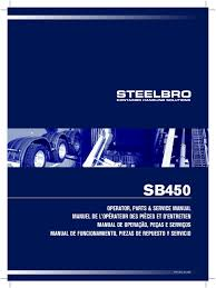 side lifter shop manual steelbro