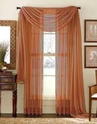 Orange And Blue Curtains Burnt Orange Curtains Orange And Blue Curtains Large Size Of And