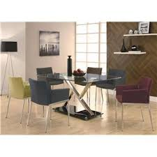modern dining room set coaster modern dining contemporary dining room set with glass