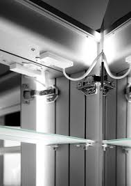 cali demister bathroom cabinet led bathroom mirror cabinets with