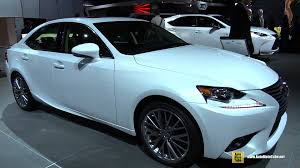 lexus is 350 awd or rwd 2015 lexus is350 awd f sport exterior and interior walkaround